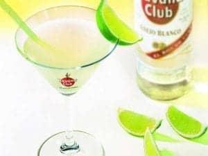Daiquiri de Limón Cubano