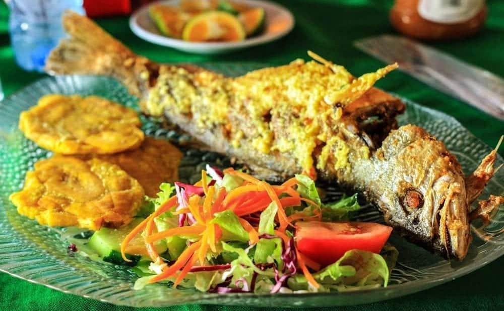receta pescado frito