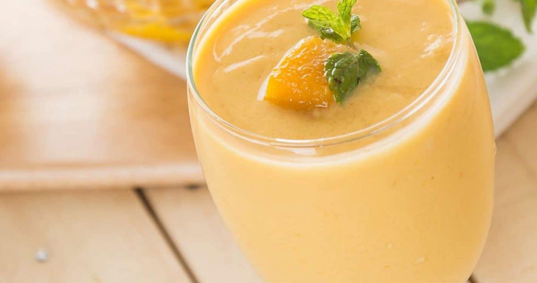 Batido de mango receta