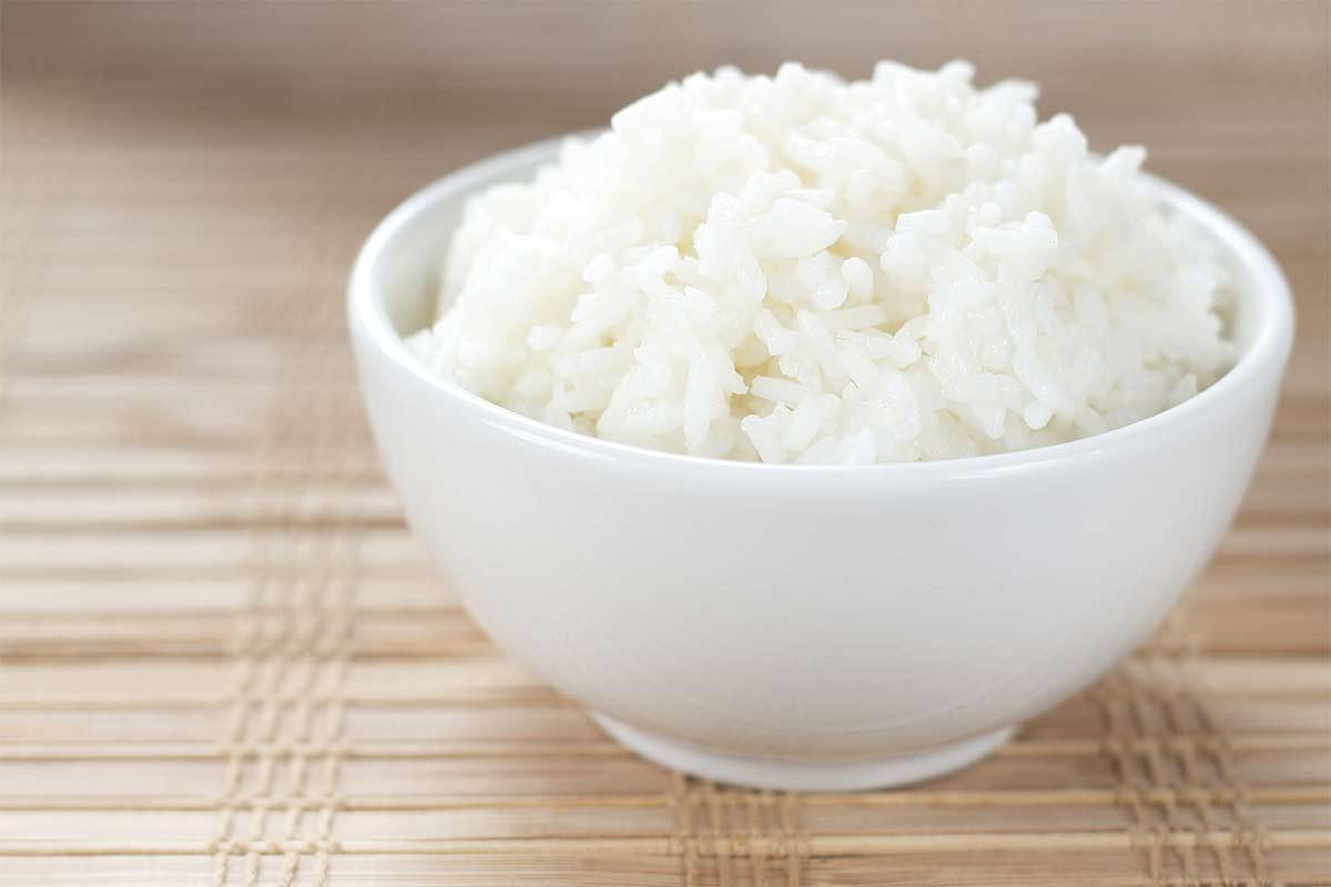 trucos para que el arroz blanco quede suelto