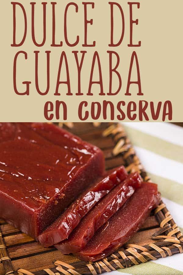 como hacer dulce de guayaba