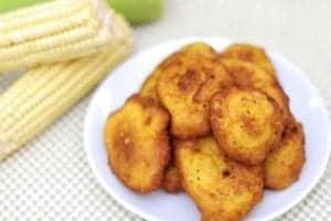 Frituras de maíz