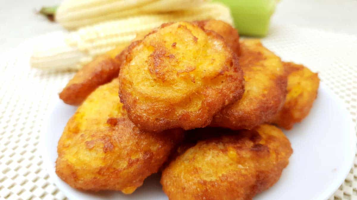 frituras de maiz cubanas