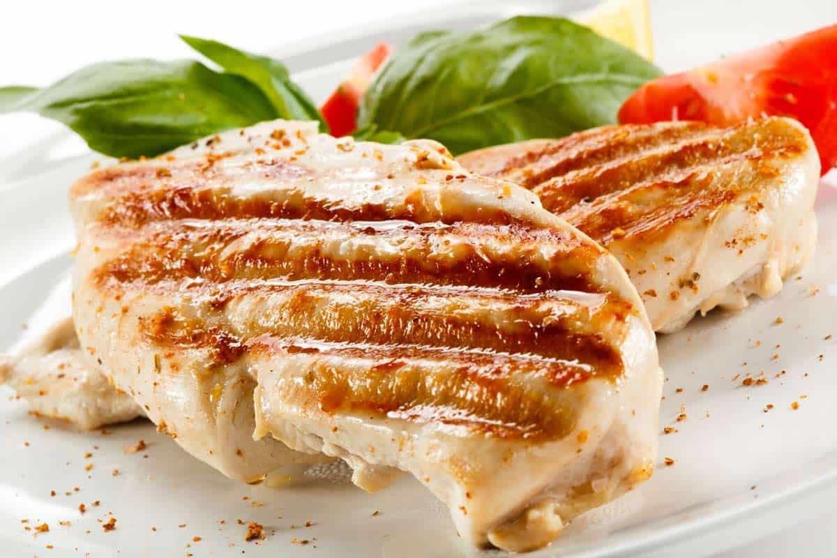 Pechuga de Pollo a la Plancha ▷ Receta Casera Fácil
