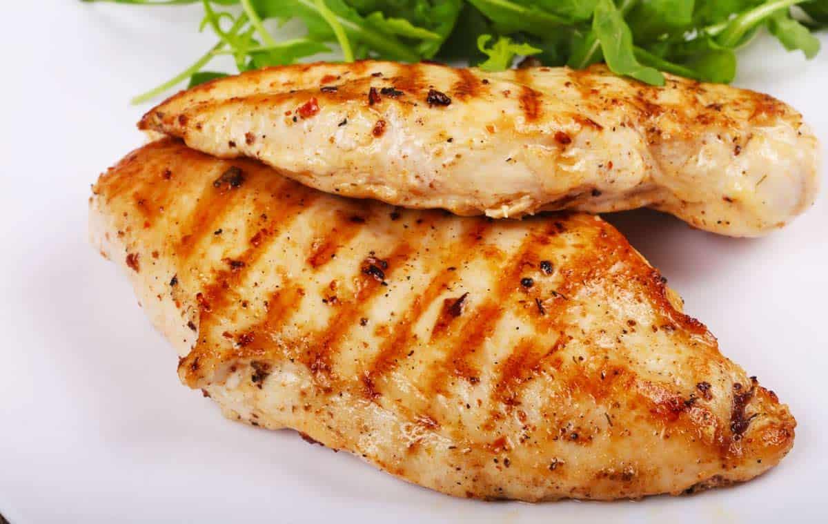 recetas con pechuga de pollo al horno