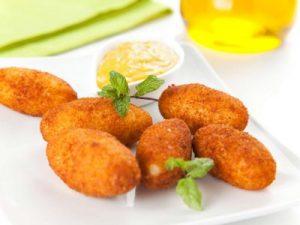 croquetas de jamon