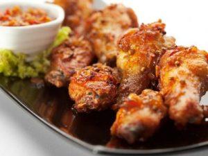 pollo frito