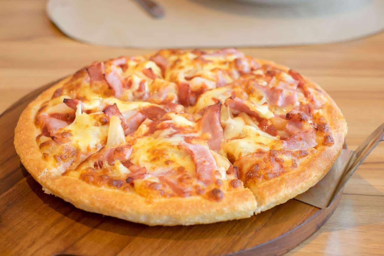 Receta Pizza Cubana