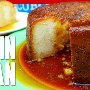 PUDIN DE PAN video