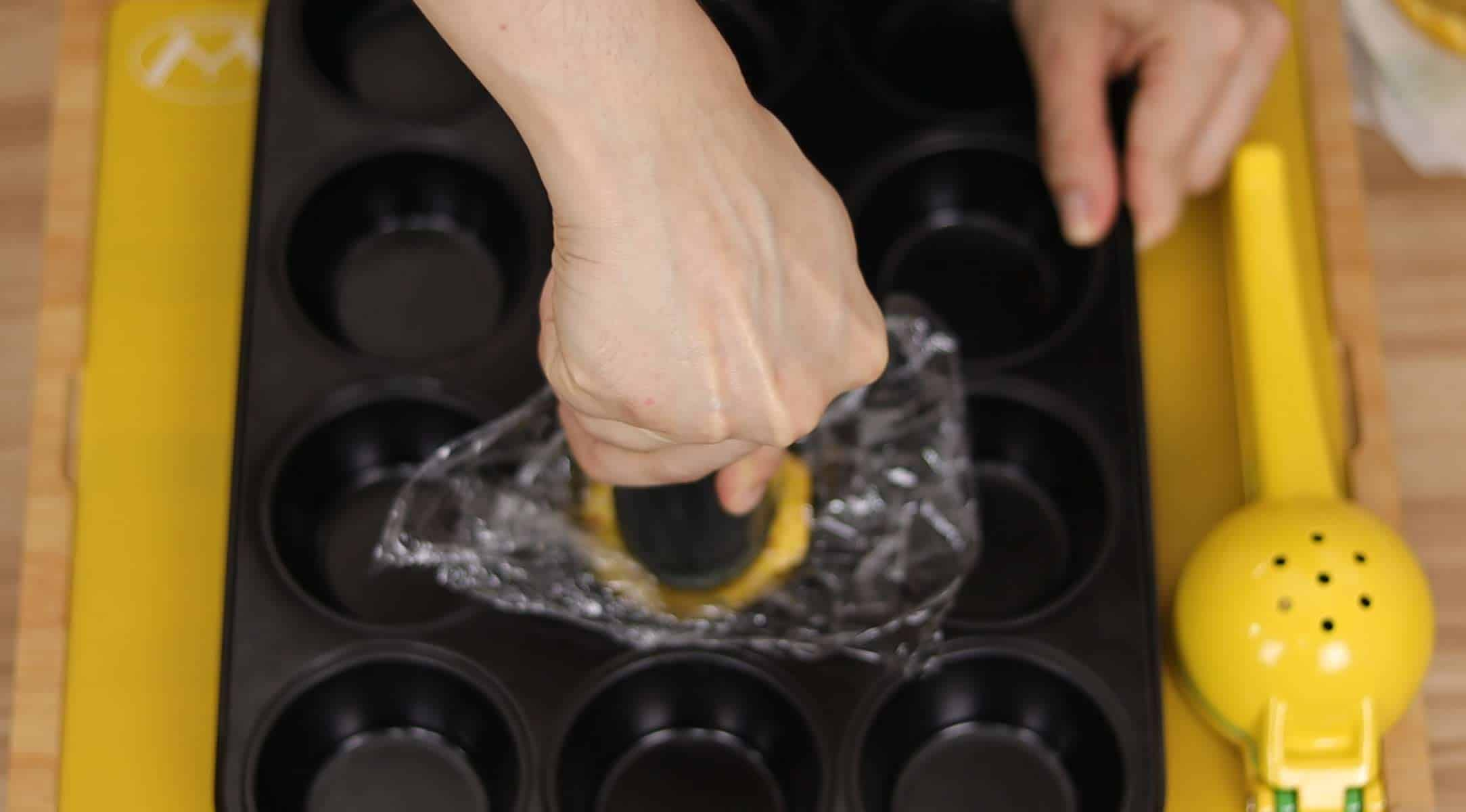 preparar tostones rellenos molde